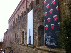 """Save the date !!! Preview of Vino Nobile di Montepulciano (""""Anteprima""""), on Feb.16th and 17th 2014 in the Fortress !! (photo by Locanda San Francesco BoutiqueHotel + www.locandasanfrancesco.it)"""