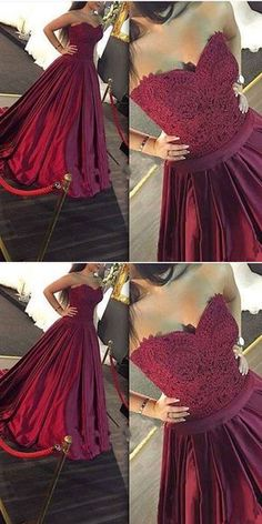 Prom dresses,maroon evening gowns,cheap sweetheart party dresses,fancy gowns for party time