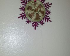 Red sweet grass Christmas ornament/carolinasweetgrass@etsy.com - Edit Listing - Etsy