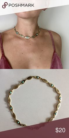 Lucky Brand Turquoise Choker ✨BUNDLE & SAVE 30%✨ Lucky Brand Jewelry Necklaces
