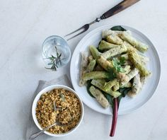 Quinoa cabbage stuffed leaves