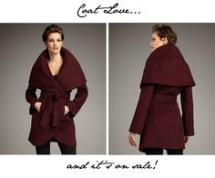 wrap coat....LOVE LOVE THIS!