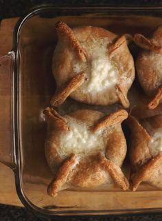 {lbg studio}: peach dumplings with vanilla sauce | smitten kitchen