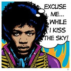 Jimi Hendrix |  Limited Edition of 95 and 10 Artist Proofs