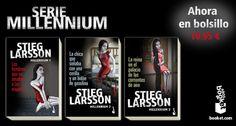 La reina en el palacio de las corrientes de aire - Trilogía Millennium - Serie Larsson
