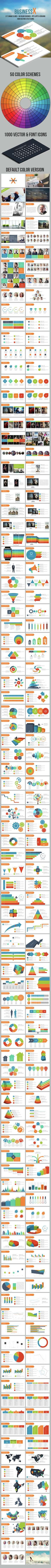Business X Powerpoint Template. Download here: http://graphicriver.net/item/business-x-powerpoint-template/14995794?ref=ksioks