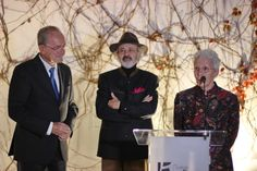 Inauguración de la exposición Begegnung-Encuentro Käthe Kollwitz-Jorge Rando. El 16 de Diciembre de 2014 se celebró la rueda de prensa y la inauguración de la exposición en homenaje a la gran artista alemana Käthe Kollwitz.