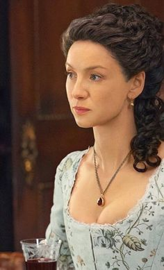 """8 """"Stanhope nearly dropped his eyeballs in your bosom, the filthy lecher; I'd a mind to call him out for it. Claire Fraser, Jamie Fraser, Outlander Casting, Outlander Tv Series, Duncan Lacroix, Outlander Costumes, Drums Of Autumn, 18th Century Fashion, Caitriona Balfe"""