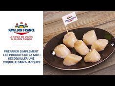 Décoquiller des Saint-Jacques - Conseils pratiques Pavillon France