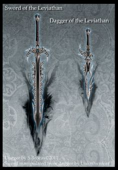 Sword of the Leviathan by ~Unkn0wnfear on deviantART
