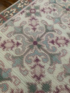 Cross Stitch Designs, Cross Stitch Patterns, Cross Stitches, Embroidery Designs, Bohemian Rug, Sewing Patterns, Easter, Decor, Drawings