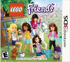 nice LEGO Friends - Nintendo 3DS  #Friends #LEGO #Nintendo