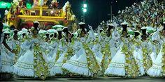 BRASIL - CARNAVAL 2013 - RIO - Escolas de Samba