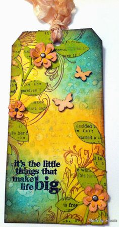 Created by Sandra Mouwen for the Simon Says Stamp Monday challenge (Paste) February 2014