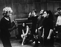 Mother of Modern Acting' by Sheana Ochoa is a backstage portrait of acting guru Stella Adler Act Theatre, Theater, Act Training, Stella Adler, Eugene Ionesco, Lee Strasberg, Actor Studio, Mark Ruffalo, Marlon Brando