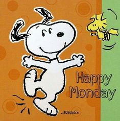 Good Night Quotes : Happy Monday! --Peanuts Gang/Snoopy & Woodstock #GoodNightQuotes https://quotesayings.net/wishes/good-night-quotes/good-night-quotes-happy-monday-peanuts-gang-snoopy-woodstock/
