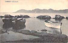 CANNES - L' Esterel - Barques