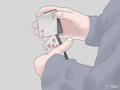 Como ler cartas de baralho normais para romance