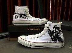 Converse Custom Hand Painted Shoes Custom Converse,All Star,Custom Painted Shoes,Custom Shoes,Converse Customize Hand Painted Gifts
