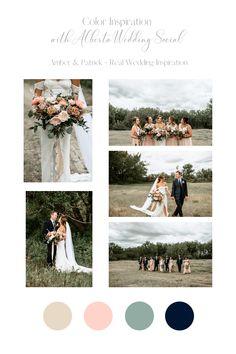 Blush Wedding // Boho Wedding // Country Wedding // #albertaweddingsocial Wedding Country, Boho Wedding, Wedding Gowns, Colour Inspiration, Wedding Inspiration, Navy Suits, Boho Bride, Wedding Trends, Calgary