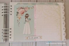 Scrapbook Albums, All Paper, Kids Cards, Mini Albums, Paper Design, Decoupage, Shabby Chic, Stationery, Paper Crafts