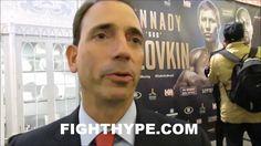 TOM LOEFFLER SAYS DE LA HOYA DISCUSSED NO SPECIFICS ABOUT CANELO VS. GOLOVKIN; WANTED FIGHT SOONER - http://www.truesportsfan.com/tom-loeffler-says-de-la-hoya-discussed-no-specifics-about-canelo-vs-golovkin-wanted-fight-sooner/
