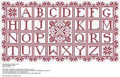 Design: Quaker Alphabet Sampler Size: x Designer: Kell Smurthwaite, Kincavel Krosses Permissions: This design is copyright to Kell Smurthwaite and Kincavel Krosses You may use, copy and/or… Cross Stitch Letters, Cross Stitch Samplers, Cross Stitch Charts, Cross Stitching, Embroidery Sampler, Cross Stitch Embroidery, Embroidery Art, Cross Stitch Freebies, Little Stitch