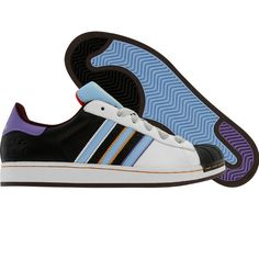 Adidas Superstar II TL (white / altitude / black) these are tight! Adidas Superstar, Obsession, Mode Masculine, Super Star, Shoe Collection, Adidas Shoes, Me Too Shoes, Black Shoes, Charity