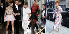 What 30 Celebrities Wore to Attend Other People's Weddings