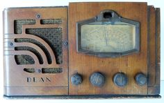 VINTAGE, 1937/38 RARE SEARS SILVERTONE MODEL 4664 RADIO FOR RESTORATION or PARTS | eBay
