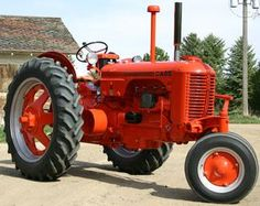 Image detail for -yesterday s tractor company antique tractor pictures 1941 case dc ...