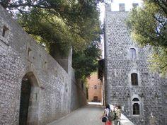 Entrada al Castillo de Brolio