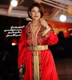 Leila Haddioui ambassadrice du caftan marocain au FIFM