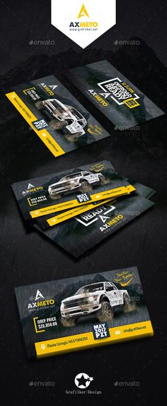 Off-Road Adventure Business Card Templates - Corporate Business Cards Download here : https://graphicriver.net/item/offroad-adventure-business-card-templates/19136695?s_rank=166&ref=Al-fatih