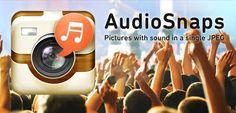 AudioSnaps-Crea fotos con audio Ipad Ios, Ios App, Website Web, Latest Iphone, Audio, Press Release, Social Networks, Android Apps, More Fun