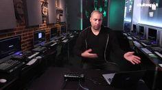Propellerhead Reason 7 Video Overview w/ James Bernard - MIDI Output, Re...