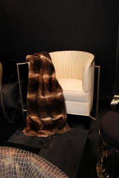 #MAISON & OBJET 2012 | Jan - KOKET  DESIRE | Chair   bykoket.com