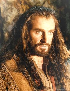 Thorin so so handsome