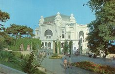 Imi pasa: La Pontus Euxin (I) Old Pictures, Taj Mahal, Mansions, House Styles, Building, Travel, Architecture, Antique Photos, Viajes
