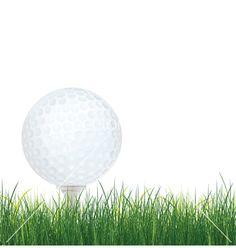 Golf+ball+vector+272586+-+by+RAStudio on VectorStock®