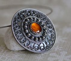 Norwegian filigree jewelry