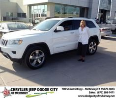 #HappyBirthday to Tony Peters from Carlos Sisk at Dodge City of McKinney!
