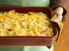 Rotel Mexican Chicken Casserole