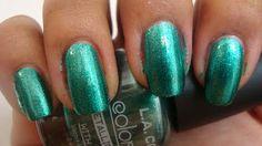 Metallic Polish Green $1