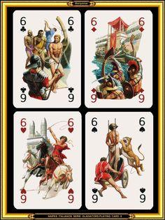 Colección de naipes - Playing cards
