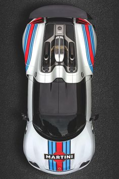 The Porsche 918 Spyder is a Hybrid supercar with a limited production of 918 units that ended in The car is available as a coupe and as roadster. Porsche 918 Spyder, Porsche Motorsport, Porsche Cars, Martini Racing, Supercars, Fancy Cars, Nice Cars, Super Sport Cars, Latest Cars