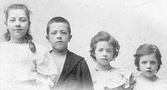 Betsie, Willem, Nollie & Corrie Ten Boom. To some degree all helped to hide Holland's Jews in WWII. Corrie's story is told in the book/movie The Hiding Place. Unforgettable story!