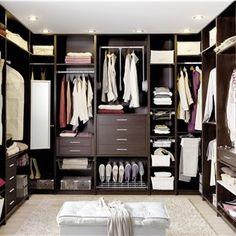 Nuestros trucos para organizar el armario