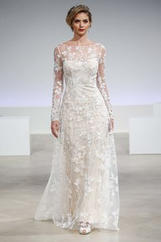 Anne Barge Bridal Fall 2017 Fashion Show - NEW YORK BRIDAL FASHION WEEK