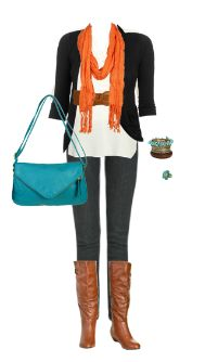 WetSeal.com Runway Outfit:  Fall color by jgirly2010. Outfit Price $142.75